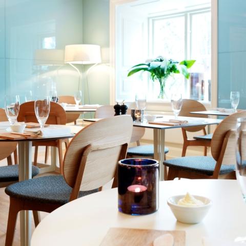 Långa Raden restaurant