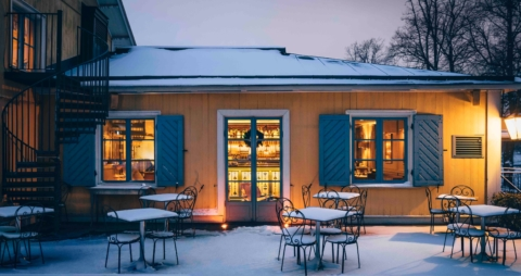 Have Yourself A Winter Weekend At Stallmästaregården