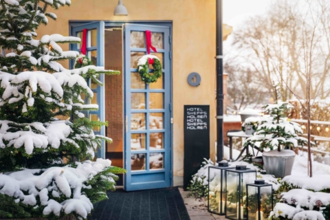 Have Yourself A Winter Weekend At Stockholms Smallest Island