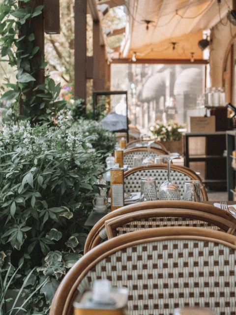 7 ways to create a green garden in the city centre of Stockholm
