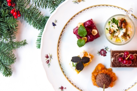Miss Clara — a conscious and contemporary Christmas feast in four servings