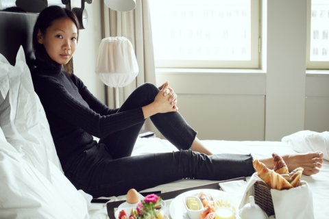 Our guests: Diana Chen, Nobis Hotel Stockholm