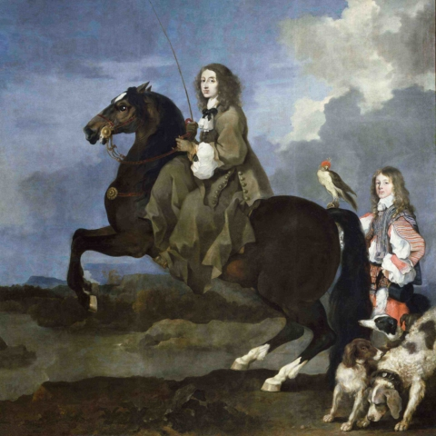 The first guest at Stallmästaregården was Queen Christina in 1645…