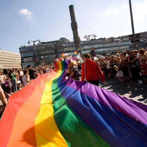 Pride in Stockholm!